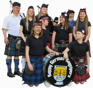 HappyGermanBagpipers